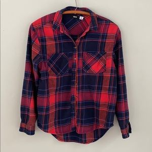Perfect Vintage Flannel